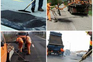 Consiliul Județean Timiș cere repararea urgentă a drumurilor degradate, ale căror lucrări se află în garanție