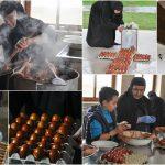FOTO. Mănăstirea Timişeni de la Șag. Tradiții pentru vopsitul ouălor de Paște