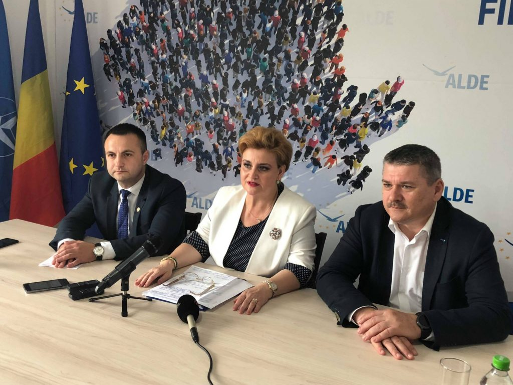 """Vice prim-ministru ALDE și Ministrul Mediului: """"Principala mea preocupare este de a salva agricultura și mediul înconjurător"""""""