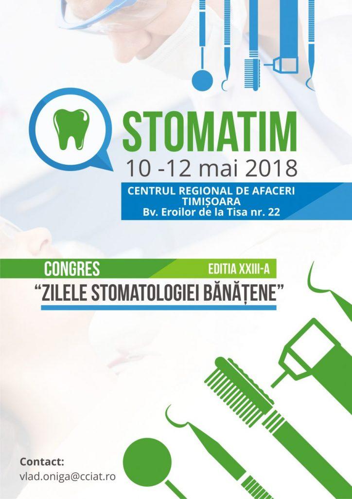 StomaTim Expo, eveniment dedicat produselor și echipamentelor tehnico-medicale stomatologice