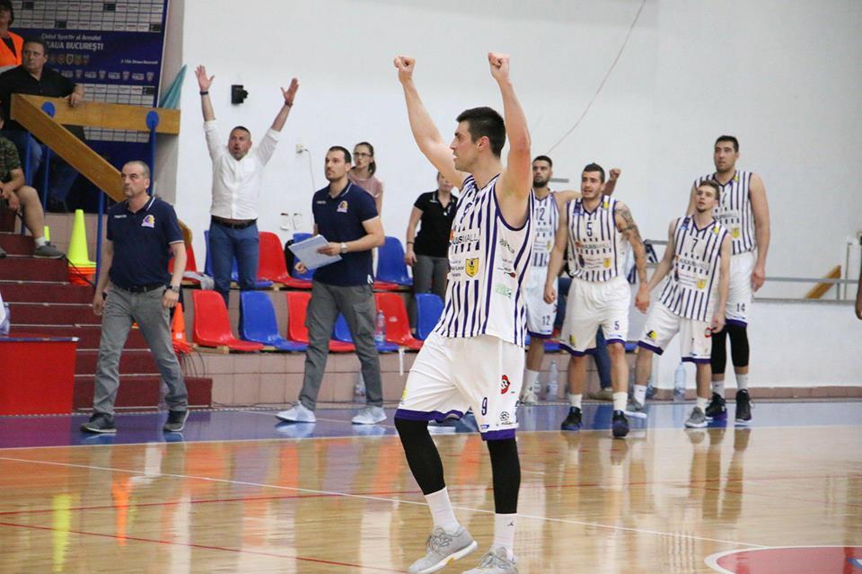 """BC Timișoara, victorie pe terenul Stelei. Urmează două jocuri în """"cușca"""" leilor din Banat"""