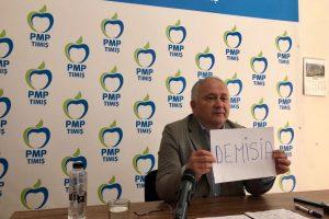 Deputatul Cornel Sămărtinean cere demisia prefectului județului Timiș