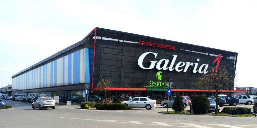 """Zeci de firme din """"Galeria 1"""" au primit amenzi infime de la Poliția Locală Timișoara"""