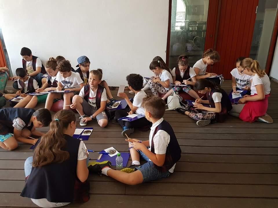 """Peste 170 de elevi din Timiș au participat la Programul educațional """"Țara ta, tradiția ta"""""""