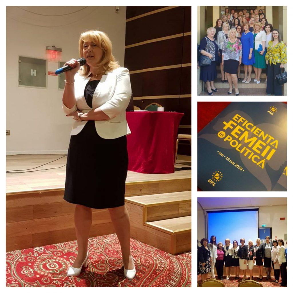"""Daniela Mariș, vicepreședinte OFL Regiunea Vest:""""Femeile Liberale din ţară au lansat proiectul Fii meseriaş!"""""""