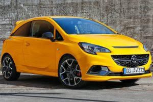 Noul Opel Corsa GSi: sistem de propulsie performant, șasiu OPC sport