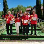 Foto: Polițiștii locali din Timișoara, campioni naționali la tir și șah