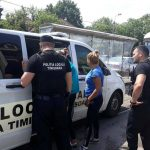 """Hoții care """"operează"""" în mijloacele de transport în comun, """"triați"""" de polițiștii locali din Timișoara"""