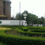 Prinși cu TIR-uri și camioane în zone interzise vehiculelor de mare tonaj din Timișoara