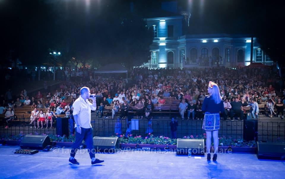 Foto: Ziua Europei a fost sărbătorită și la Sânnicolau Mare, în weekend