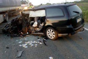 Groaznic accident între Lugoj şi Caransebeş