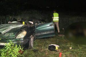Cinci morţi într-un accident produs în Timiş. Un copil de 8 ani a fost rănit