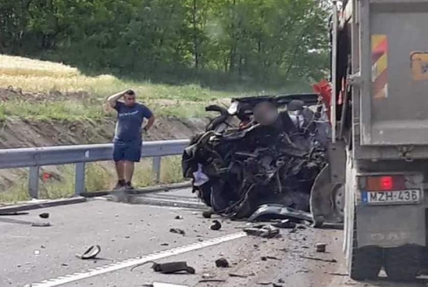 Trupurile neînsuflețite ale românilor morți în accidentul din Ungaria au fost repatriate