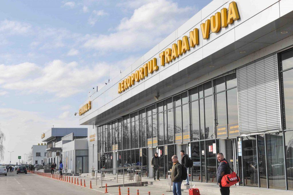 Conectare între Aeroportul Timișoara şi A1 printr-un nou drum județean