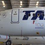 """""""Alexandru Ioan Cuza"""", cea mai nouă aeronavă din flota TAROM, e aproape de prima cursă"""