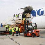 Creştere uriaşă a traficului de mărfuri la Aeroportul Internaţional Timişoara
