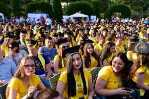 Studenţii de la UVT vor avea parte de o ceremonie digitală de absolvie