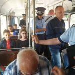 Hoţii de buzunare din mijloacele de transport, puşi pe fugă de poliţişti