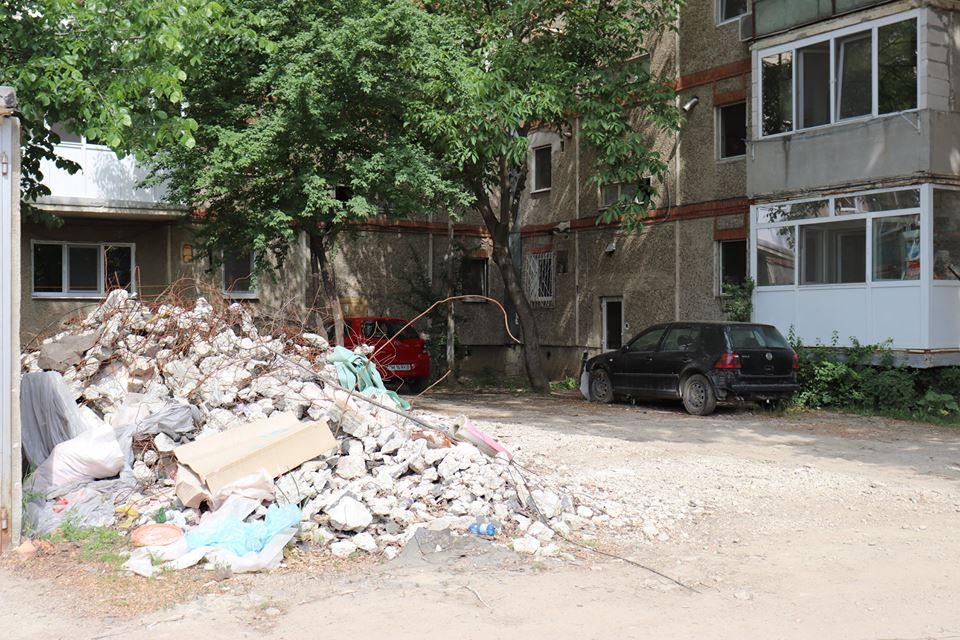 Atenție unde depozitați deșeurile provenite din construcții