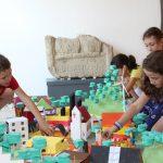 Expoziție de machete de arhitectură realizate de copii la Centrul Multifuncțional Bastion