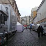 Strada Treboniu Laurean, închisă pentru filmările la un serial HBO