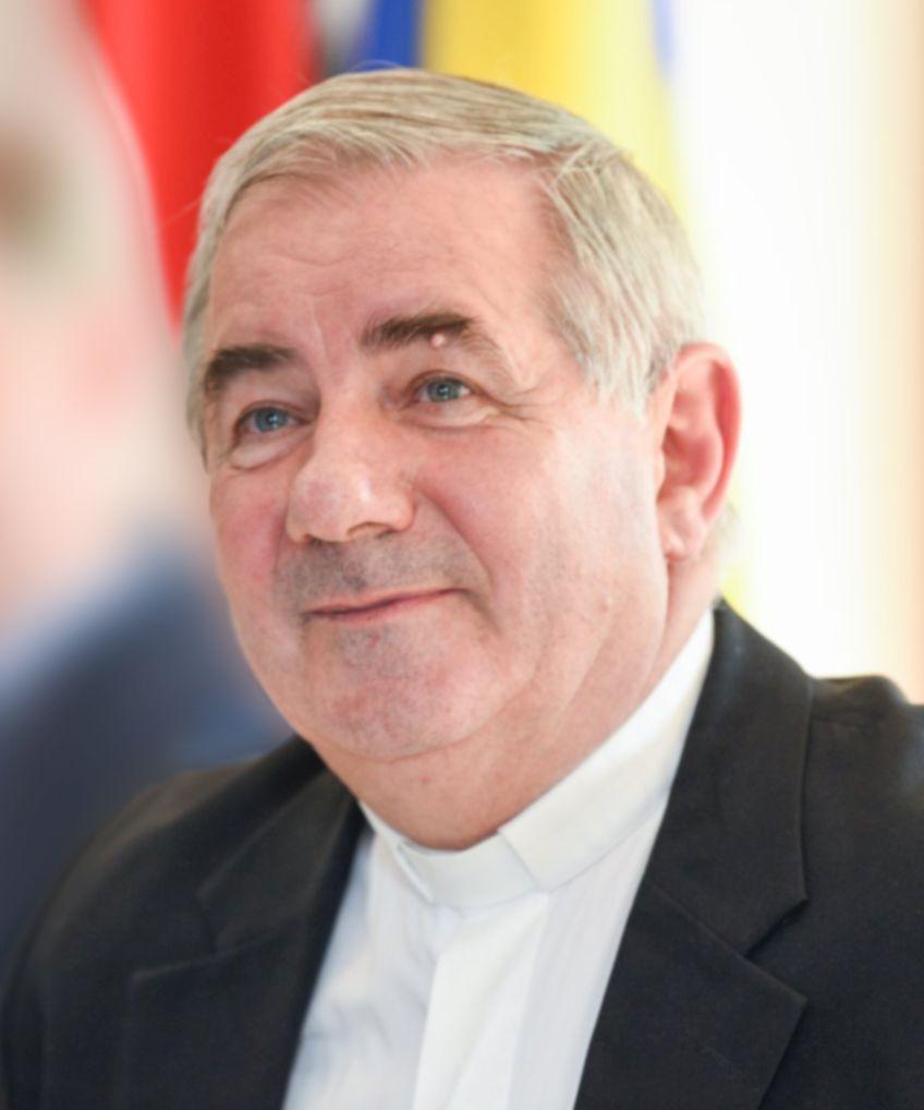 Un nou Episcop de Timișoara: Mons. József-Csaba Pál