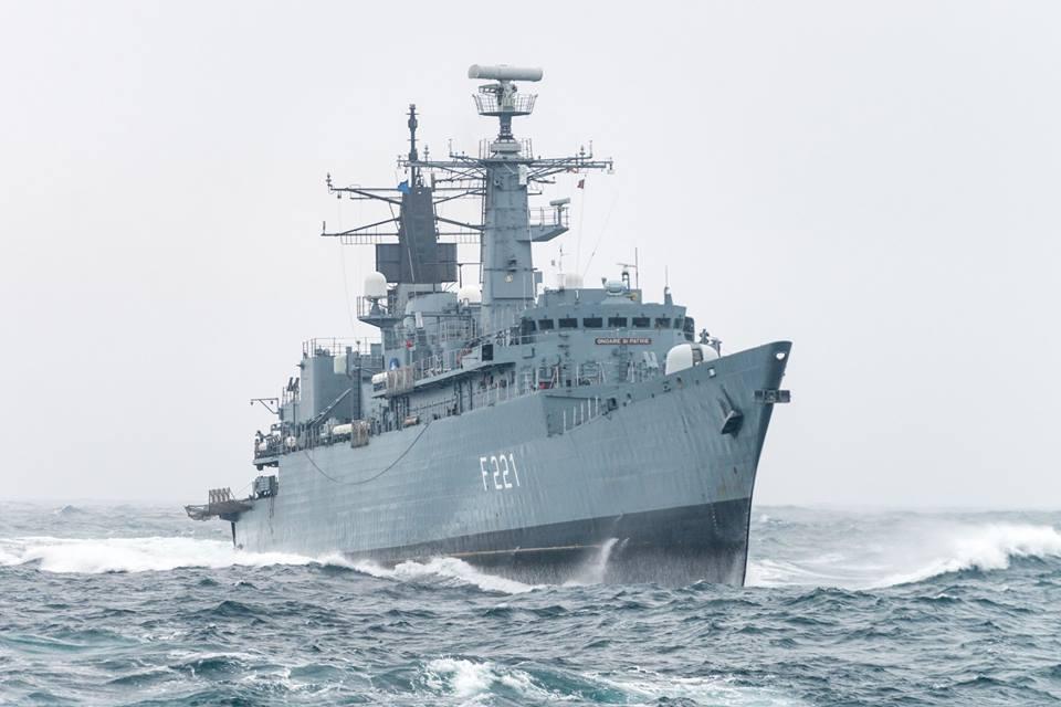 Concentrare de forţe NATO în Marea Neagră, sub conducerea Marinei Militare Române