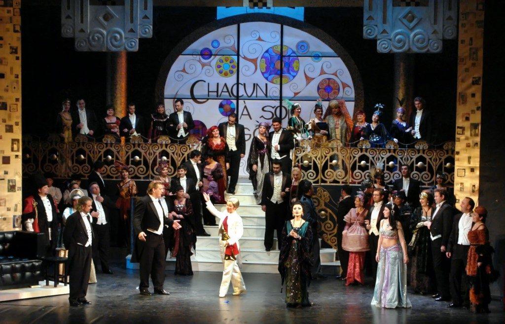 Spectacolul care va deschide în 2021 programul Timişoara Capitală Culturală Europeană