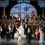 """Melomanii o vor putea vedea pe Maia Morgenstern în """"Liliacul"""" de Revelion la Opera timişoreană"""