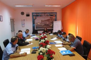 Polițiștii locali din Timișoara, pregătiți să comunice cu turiștii. Au încheiat cursurile de limba engleză