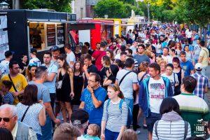 100.000 de pofticioși au fost prezenți în Parcul Rozelor la Street Food Festival