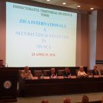 I.T.M. Timiș, simpozion de Ziua Internațională a Securității și Sănătății în Muncă