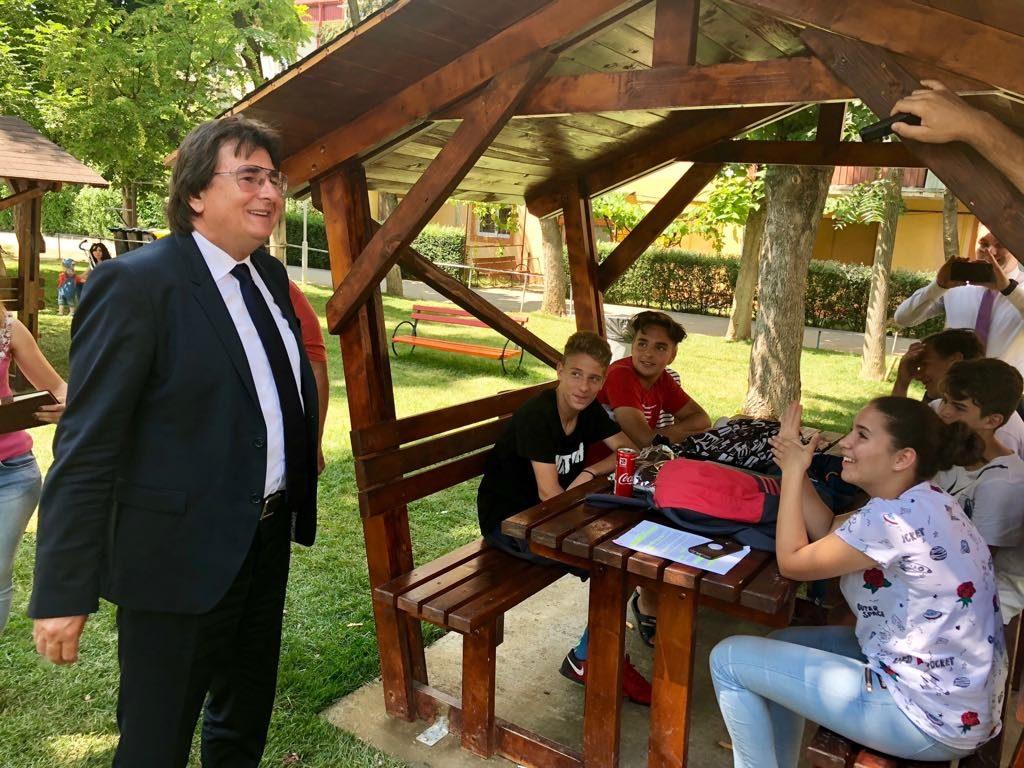 Trei locuri de joacă inaugurate de Primăria Timișoara. Unul din ele, finalizat toamna trecută