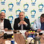 """Deputatul Cornel Sămărtinean:""""Să fie omul PMP, care va face politica PMP și nu a altui partid"""""""