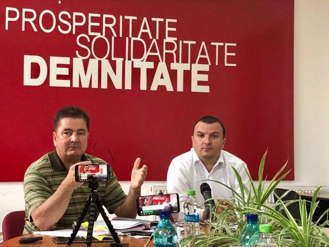 """PSD Timiș: """"Domnule primar, Timișoara e reală, nu e doar o poză pe Facebook la care să vă dăm sau nu like!"""""""