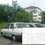 Ai reclamat o mașină abandonată, la Poliția Locală Timișoara? Verifică sesizarea online