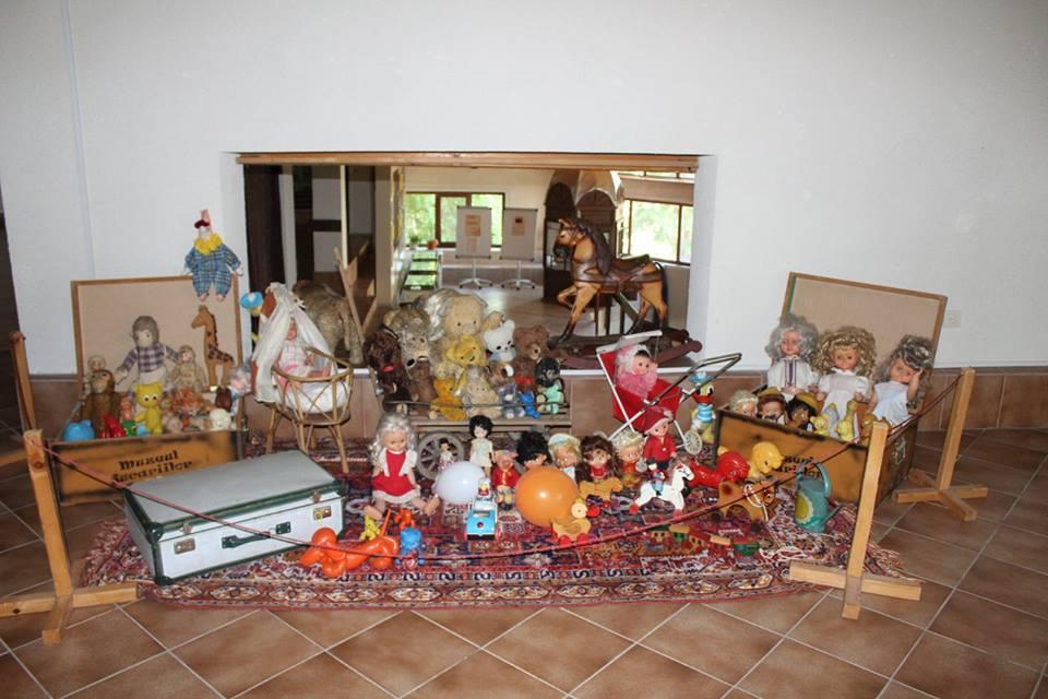 Jucăriile de altădată prezentate la Muzeul Naţional al Banatului