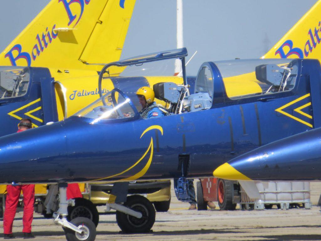 Piloții de la Baltic Bees revin la Timișoara Air Show 2018