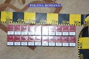 Captură uriaşă de țigări de contrabandă în Arad