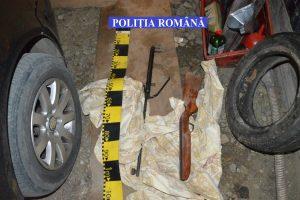 Ce au găsit poliţiştii acasă la un timişorean