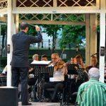 Se cântă vals și operetă în trei parcuri din Timișoara