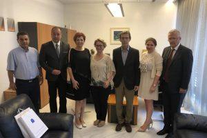 Misiunea economică timișeană la Salonic, succes al relațiilor de afaceri româno-grecești