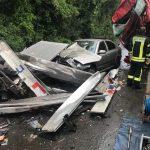 Șofer încarcerat în urma unui accident rutier în apropierea localității Milova