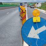 Atenție, şoferi! Zonă cu restricții de circulație pe autostrada A1
