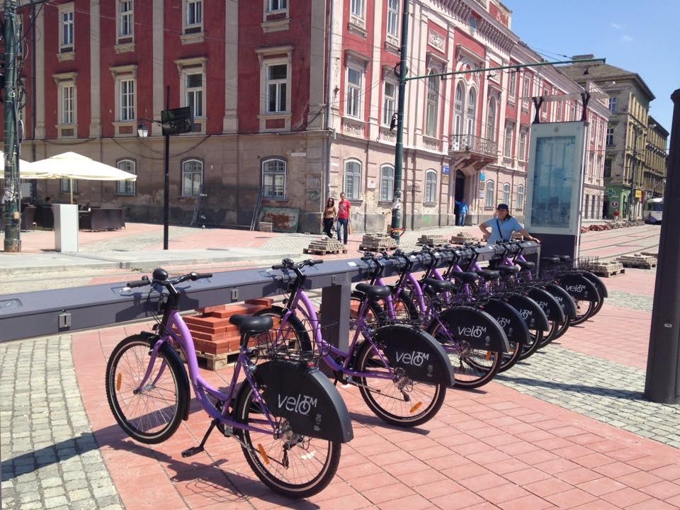 Apelul primarului Robu la bicicliştii timişoreni