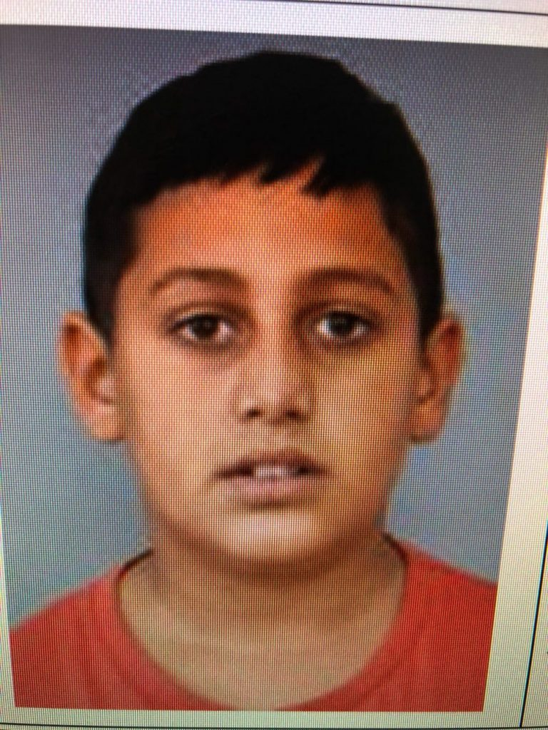 Un băiat de 12 ani este de negăsit. A plecat în pijamale de la Adăpostul pentru copiii străzii