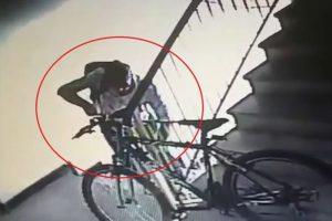 Tânăr prins de polițiștii de la Secția 1 după ce a furat două biciclete