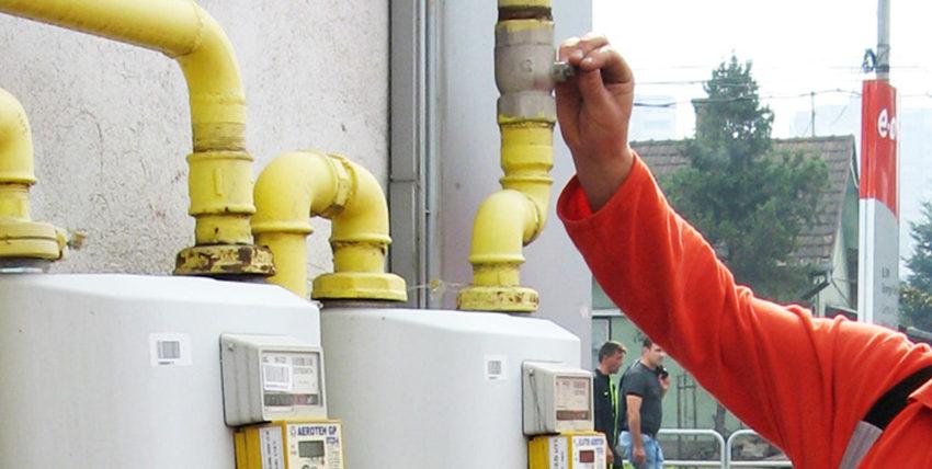 Locuitorii din Utvin pot depune cereri pentru racordarea la gaz