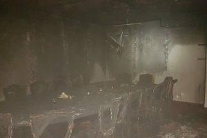 Un restaurant din Complexul Studenţesc a luat foc