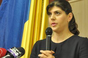 Societatea Timişoara, solidară cu Laura Codruţa Kovesi